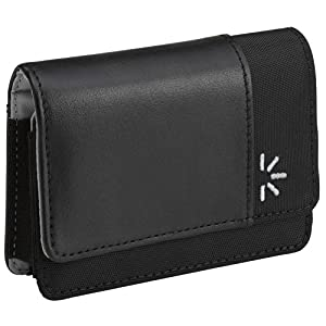 Caselogic EDC-2 Compact Executive Leather Horizontal Camera Case (Black)