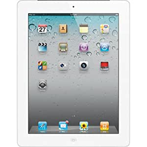 Apple iPad 2 MC987LL/A Tablet (64GB, Wifi + Verizon 3G, White) 2nd Generation
