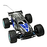 Visionlights RC CARS 1/12 Scale RTR Remote control High Speed RC Vehicle Off road Car Big Foot 4WD W/2.4G Blue