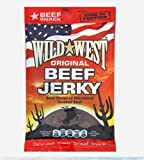 Wild West Beef Jerky-Original-50grams