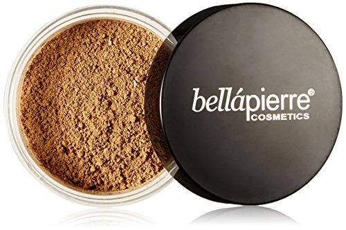 Bella Pierre Mineral Foundation, Maple, 0.3-Ounce