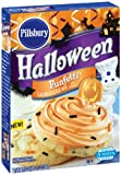Pillsbury Funfetti Halloween Cookie Mix, 17.5000-Ounce (Pack of 6)