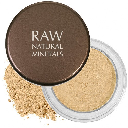 Raw Natural Beauty Raw Natural Minerals Active Mineral Foundation 0.07 oz.