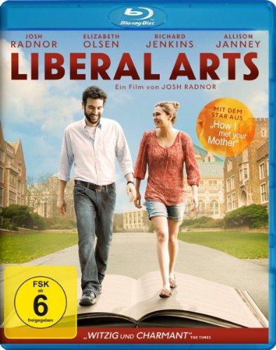 Liberal Arts [Blu-ray]