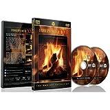 Feuer DVD - Kamin XXL - extra lange offene Kaminfeuer mit dem Knistern von brennendem Holz