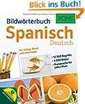 PONS Bildwörterbuch Spanisch: Visuell...