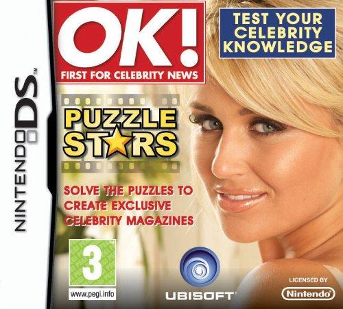 OK! Puzzle Stars  (Nintendo DS)