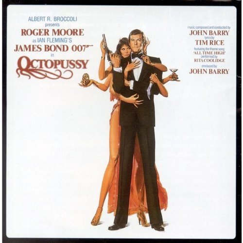 Original album cover of Octopussy by Rita Coolidge Original recording reissued, Original recording remastered, Soundtrack edition (2003) Audio CD by James Bond - OST