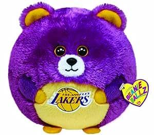 Ty Beanie Ballz La Lakers-NBA Ballz - Large