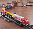Life-Like Trains HO Scale Freightline USA Electric Train Set