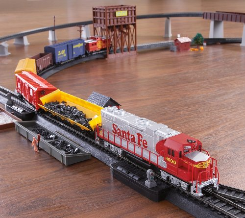 Life-Like Trains Ho Scale Freightline Usa Electric Train Set