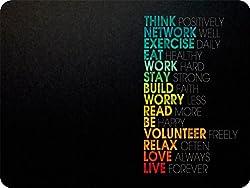 Think Positive OE_MOUSEPAD_1268