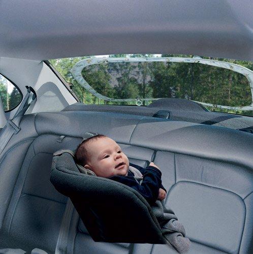 Kel-Gar Rear Window Shade - Platinum front-859080