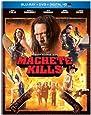 Machete Kills (Blu-ray + DVD + Digital HD with UltraViolet)