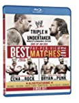 Wwe 2012-Best Ppv Matches of 2 [Blu-ray]