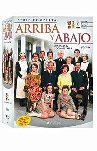 Arriba y Abajo - Serie Completa [DVD]: Amazon.es: Rachel