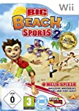echange, troc Big Beach Sports 2 (Wii-Balance-Board kompatibel) [import allemand]