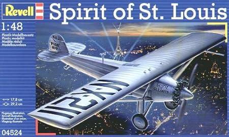 Revell - Maquette - Spirit Of St. Louis  - Echelle 1:48