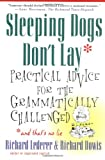 Sleeping Dogs Don't Lay: Practical Advice For The Grammatically Challenged (0312263945) by Richard Lederer