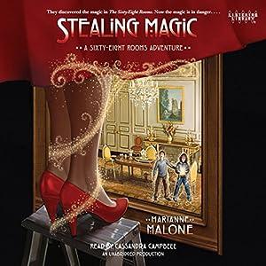 Stealing Magic Audiobook