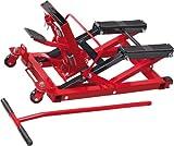 Cartrend 50241 Motorradhebebühne Tragefähigkeit bis 680 kg