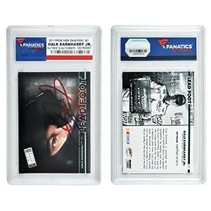 Dale Earnhardt, Jr. Autographed 2011 Press Pass Main Event #61 Card - Memories -... by Sports Memorabilia