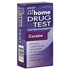 At Home Drug Test, Cocaine