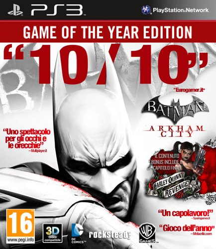 Batman: Arkham City - Game Of The Year Edition