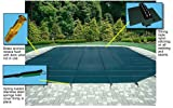 Blue Wave 12 Ft X 24 Ft 12Yr Mesh Safety Ces - Green