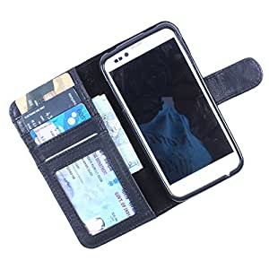 For LG G5 - DooDa Quality PU Leather Flip Wallet Case Cover With Magnetic Closure, Card & Cash Pockets