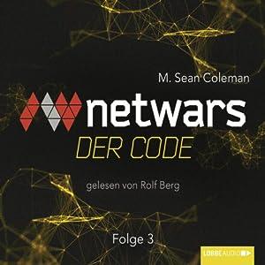 Netwars: Der Code 3 Hörbuch