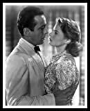 Casablanca 8×10 Photo 01 Humphrey Bogart and Ingrid Bergman