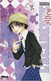 echange, troc Tachibana Higuchi - L'académie Alice, Tome 8 :