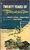 img - for Twenty Years of the Magazine of Fantasy & Science Fiction book / textbook / text book