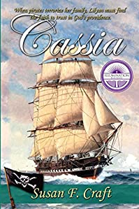 Cassia - Historical Romance Series by Susan F. Craft ebook deal