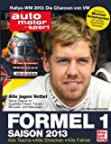 Formel 1 - Saison 2013: Alle Teams . Alle Strecken . Alle Fahrer (auto motor und sport)