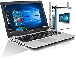 Asus Gaming (15,6 Zoll HD) Notebook (Intel Core i3 5010U, 12GB RAM, 256GB SSD, NVIDIA GeForce 920M 2GB, HDMI, Windows 10) #5093