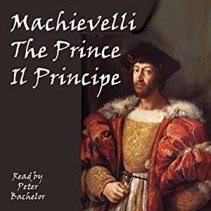 The Prince: The Strategy of Machiavelli Audiobook