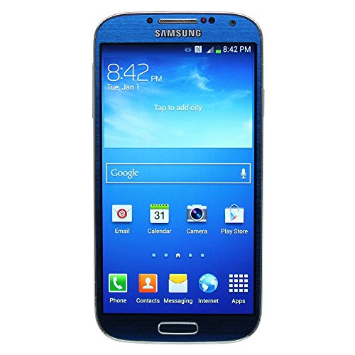 Click to buy Samsung SCH-i545 - Galaxy S4 16GB Android Smartphone - Verizon + GSM - Blue (Certified Refurbished) - From only $319.99