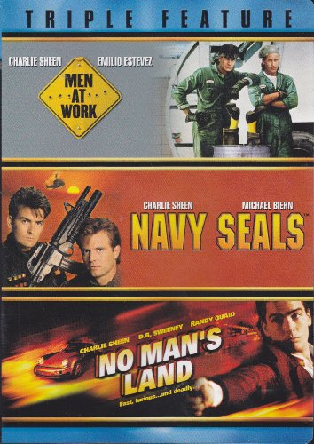 Triple Feature: Men At Work, Navy Seals And No Man's Land