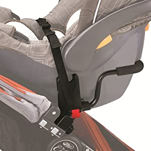 Baby Jogger Car Seat Adapter Single, Mounting Bracket