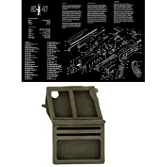 Tapco Tool 0601 AK47 AK-47 7.62x39 Rifle Lower Receiver Mag Magazine Gunsmith Vise Vice... by Tapco