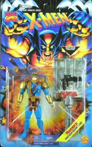 Marvel Comics X-Men Mutant Genesis Series Mavrick Figure - 1