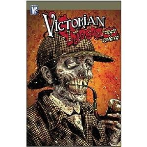 Sherlock Holmes vs Zombies book