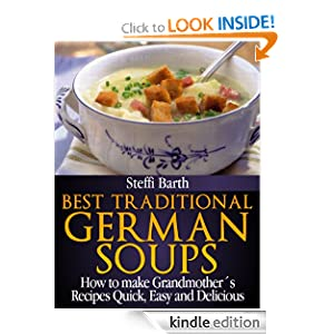 Best Traditional German Soups