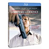 History of Violence: SteelBook Edition [Blu-ray]by History of Violence