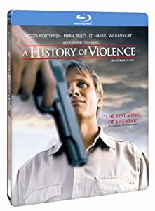 History of Violence: SteelBook Edition [Blu-ray]