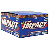 ZERO IMPACT BARS (Peanut Butter & Jelly) 12 Pack
