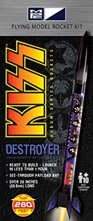 MPC KISS Destroyer Rocket