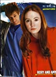 DR WHO (Doctor) magazine A4 picture / poster - RORY & AMY